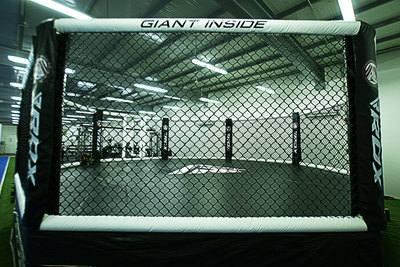 Official Octagon MMA Cage from the US